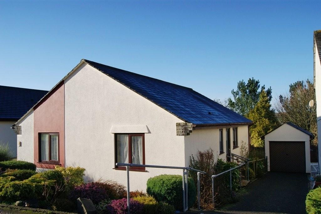 2 Bedrooms Detached Bungalow for sale in Holley Park, Okehampton