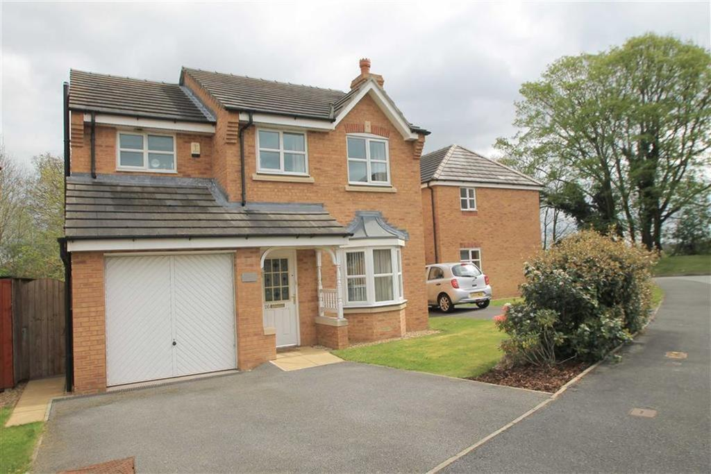 3 Bedrooms Detached House for sale in St Giles Park, Gwersyllt, Wrexham