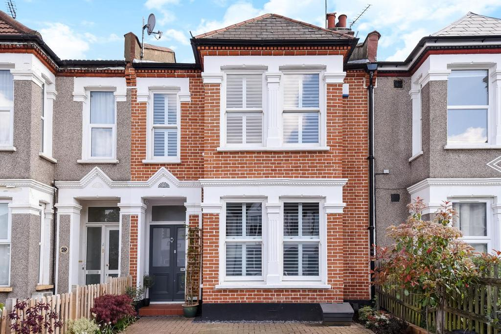 4 Bedrooms Terraced House for sale in Ardgowan Road, Catford, SE6