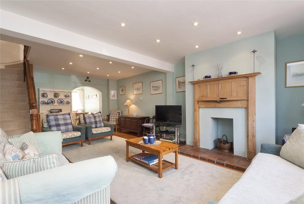 3 Bedrooms Terraced House for sale in Coronation Road, Salcombe, Devon, TQ8