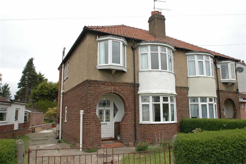 3 Bedrooms Semi Detached House for sale in Sandon Road, Newton, Chester