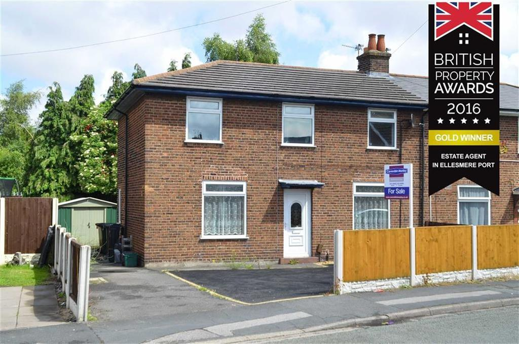 3 Bedrooms Semi Detached House for sale in Princes Road, Ellesmere Port