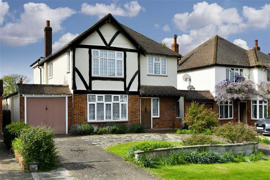 4 Bedrooms Detached House for sale in Pine Hill, Epsom, Surrey