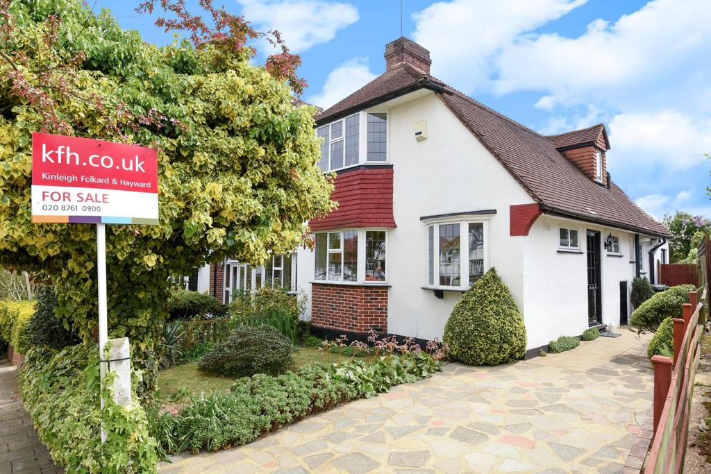 3 Bedrooms Terraced House for sale in Cheviot Road, West Norwood, SE27
