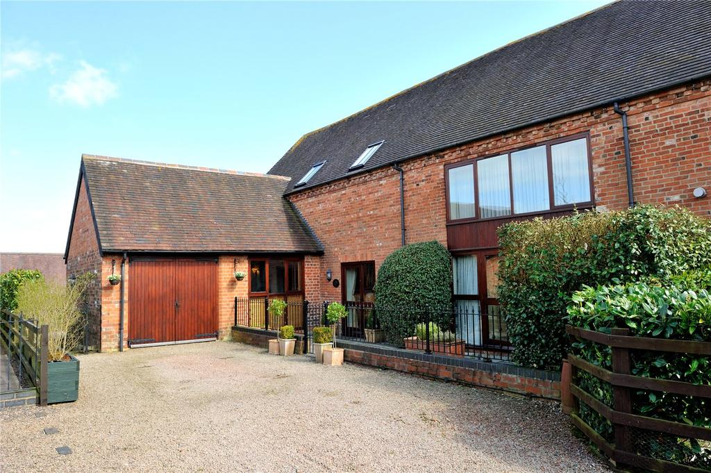3 Bedrooms Barn Conversion Character Property for sale in Hewell Lane, Tardebigge, Worcestershire