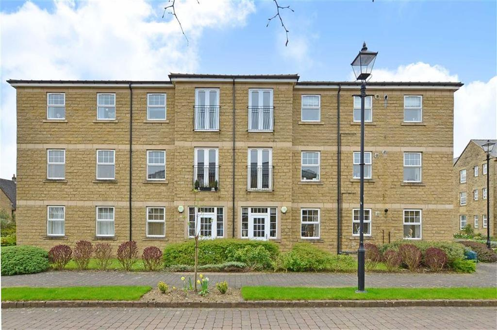2 Bedrooms Flat for sale in 4, Wyming House, Holyrood Avenue, Sheffield, S10