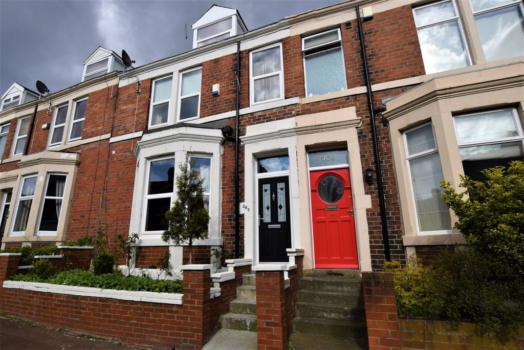 5 Bedrooms Terraced House for sale in Gateshead