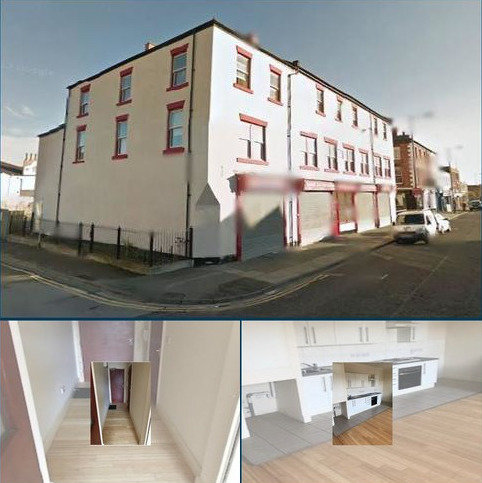 Studio to rent - Tower Street, Hartlepool TS24