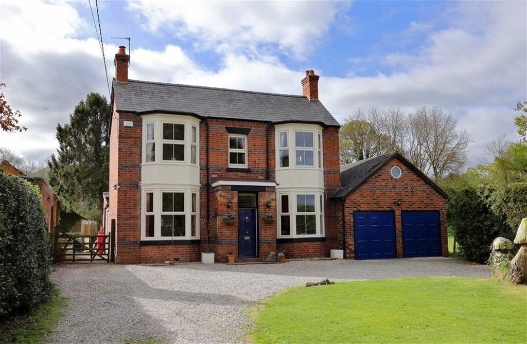 4 Bedrooms Detached House for sale in Welshpool Road, Ford, Shrewsbury