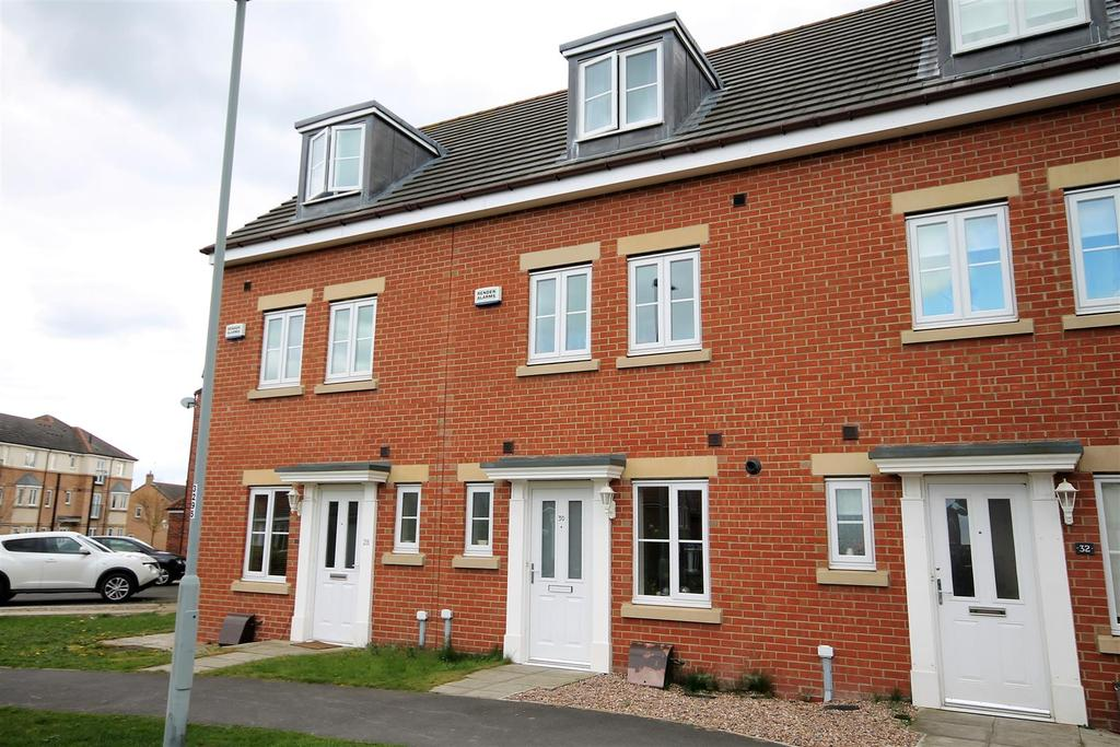 3 Bedrooms Town House for sale in Studley Drive, Spennymoor