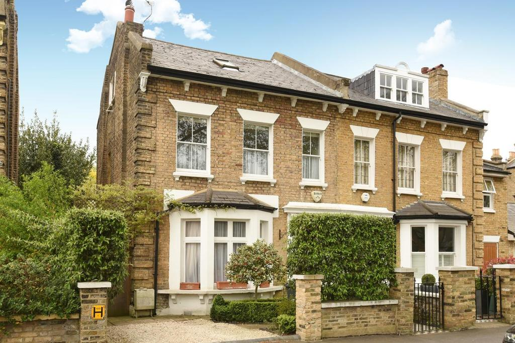 4 Bedrooms Semi Detached House for sale in Carson Road, West Dulwich