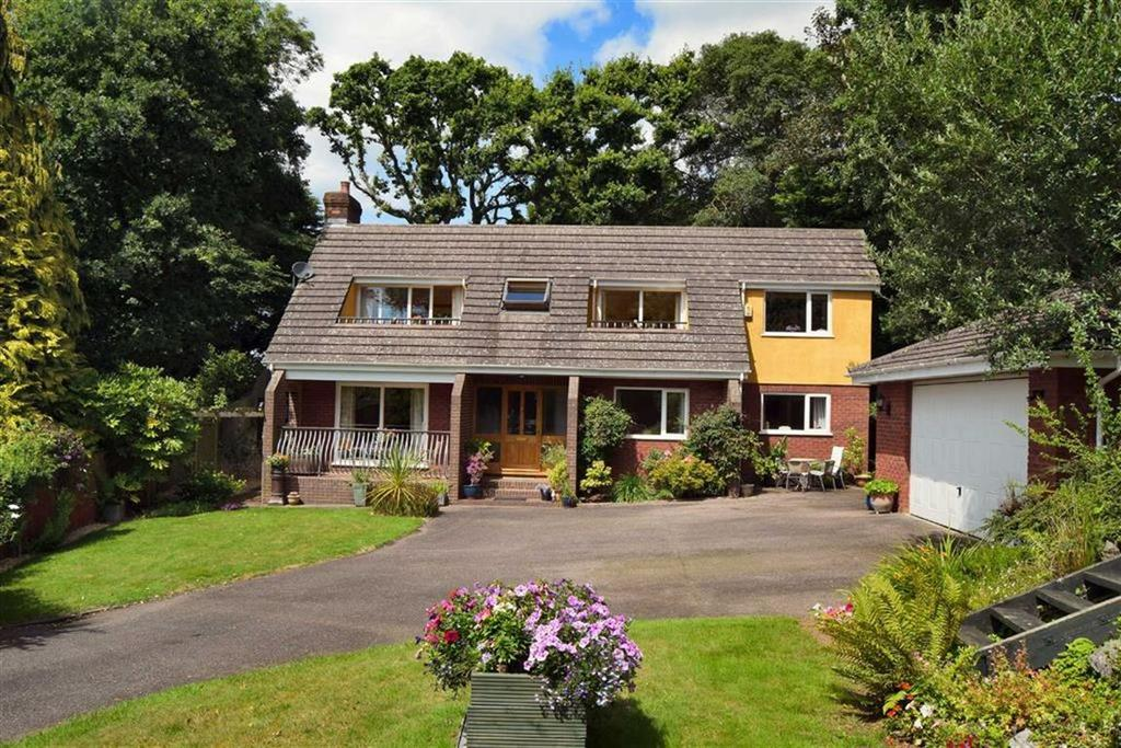 4 Bedrooms Detached House for sale in Chineway Road, Ottery St Mary, Devon, EX11