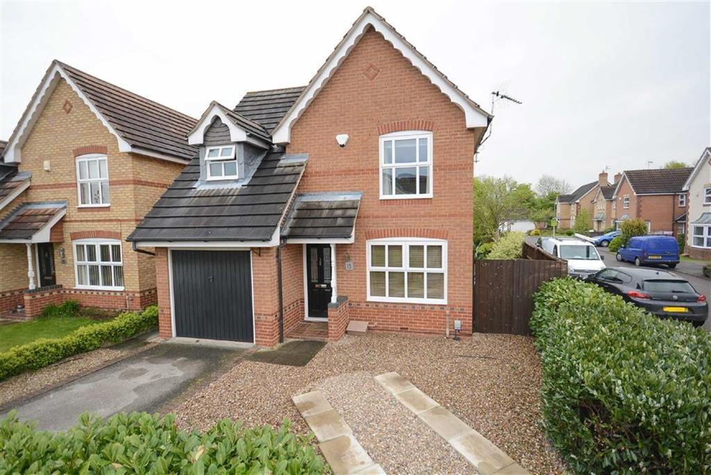 3 Bedrooms Detached House for sale in Seathwaite Close, West Bridgford