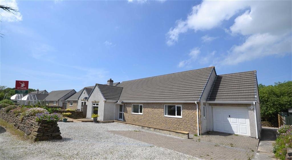3 Bedrooms Bungalow for sale in Pascoe Close, Threemilestone, Truro, Cornwall, TR3