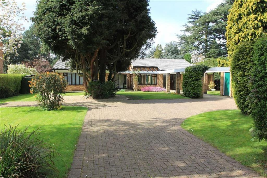 4 Bedrooms Bungalow for sale in Forest Drive, Kirby Muxloe, Leicestershire