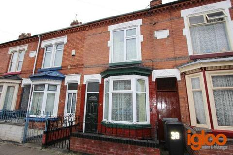 2 bedroom terraced house for sale - Sylvan Street, Leicester