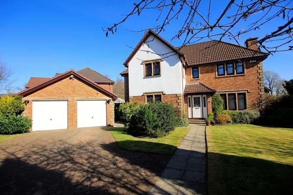 4 Bedrooms Detached House for sale in 25 Fairlie, Stewartfield, East Kilbride, G74 4SF