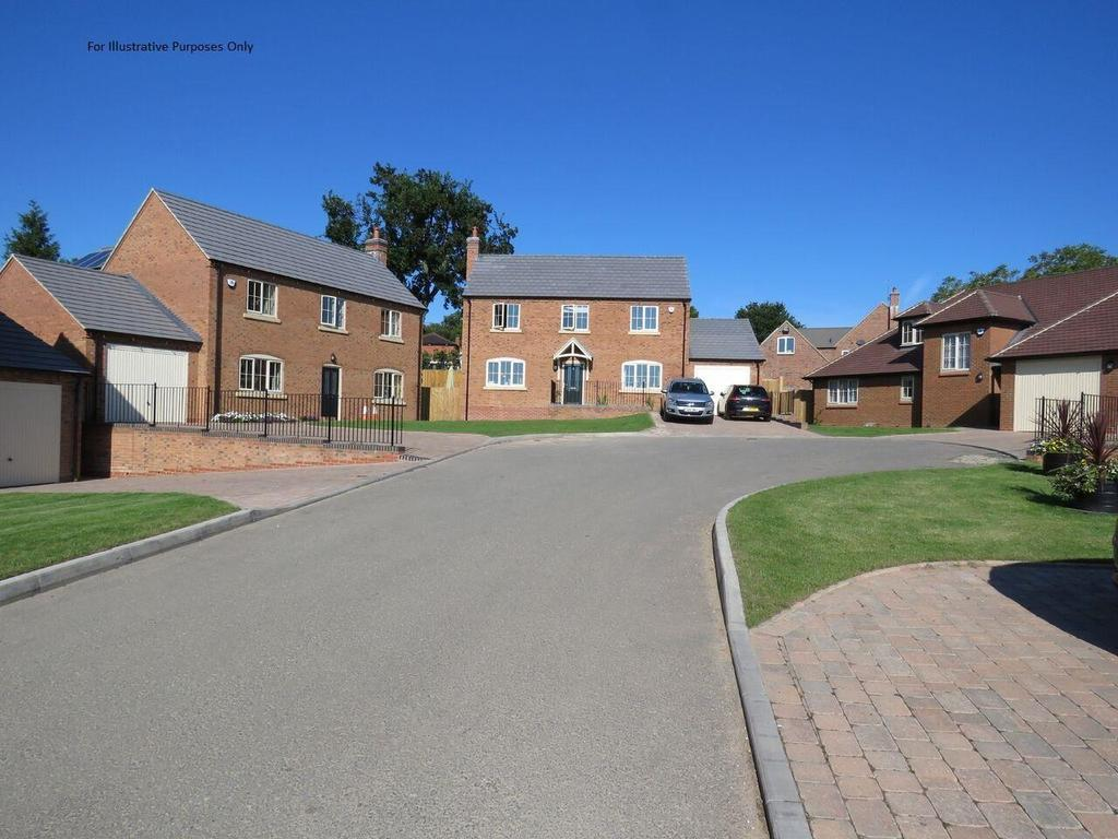 3 Bedrooms Detached House for sale in Collins Close, Napton