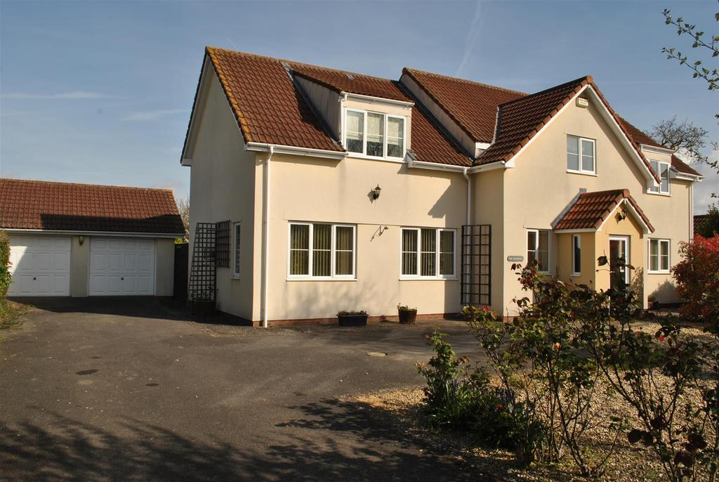 5 Bedrooms Detached House for sale in Meare Green, Wrantage 0.9 Acre