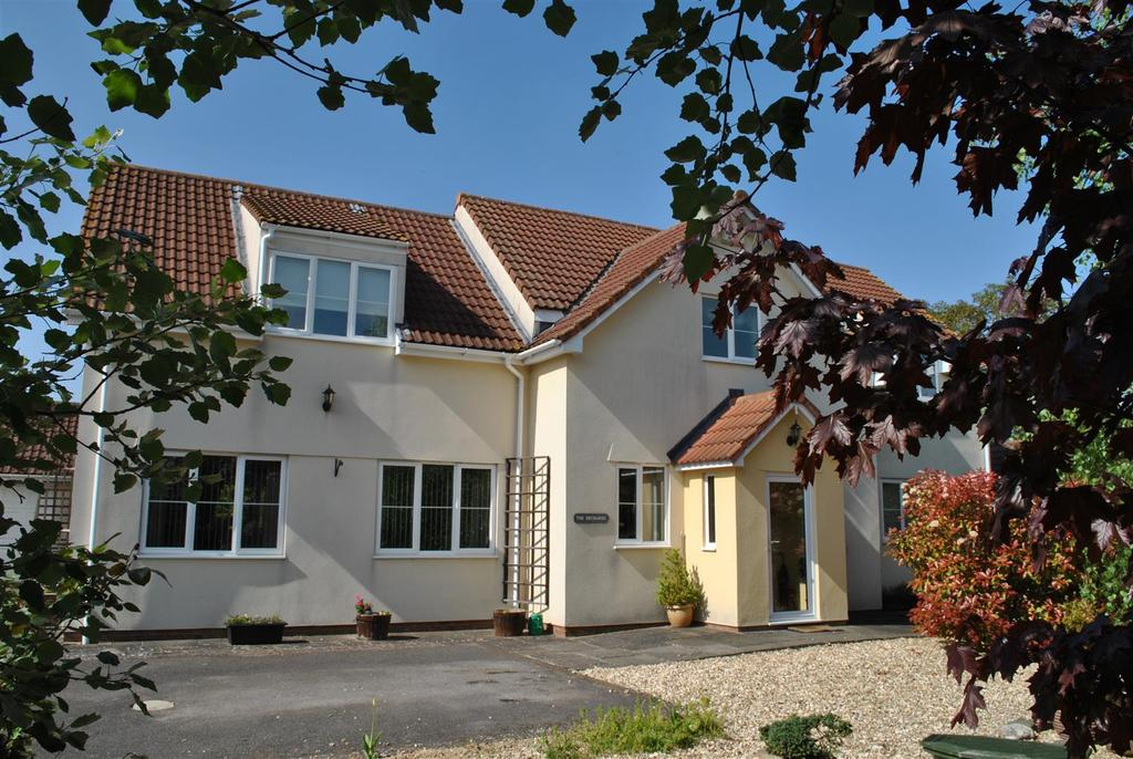 5 Bedrooms Detached House for sale in Wrantage 0.9 Acre