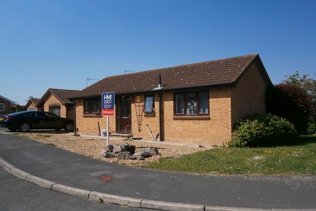 2 Bedrooms Detached Bungalow for sale in Sycamore Grove, Groby, Leicester, LE6