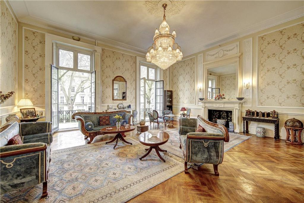 4 Bedrooms Flat for sale in Westbourne Terrace, Paddington, London, W2