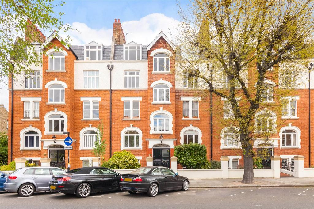 2 Bedrooms Flat for sale in Southwold Mansions, Widley Road, London