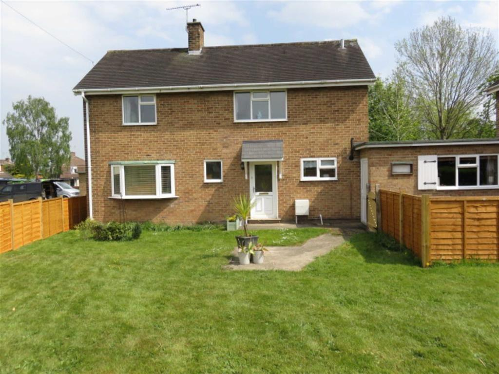 3 Bedrooms Detached House for sale in 1 Police Houses, St Martins Road, Gobowen, Oswestry, Shropshire, SY11
