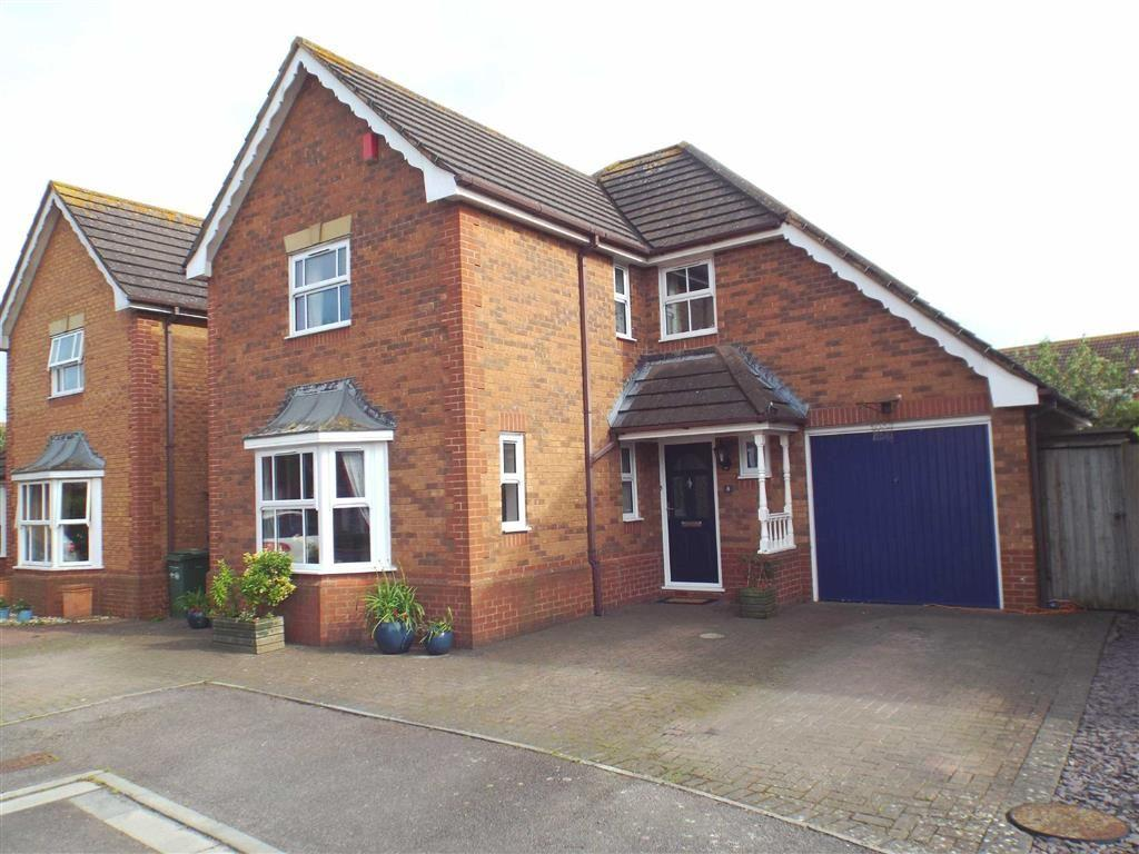 4 Bedrooms Detached House for sale in Boniface Walk, Burnham On Sea