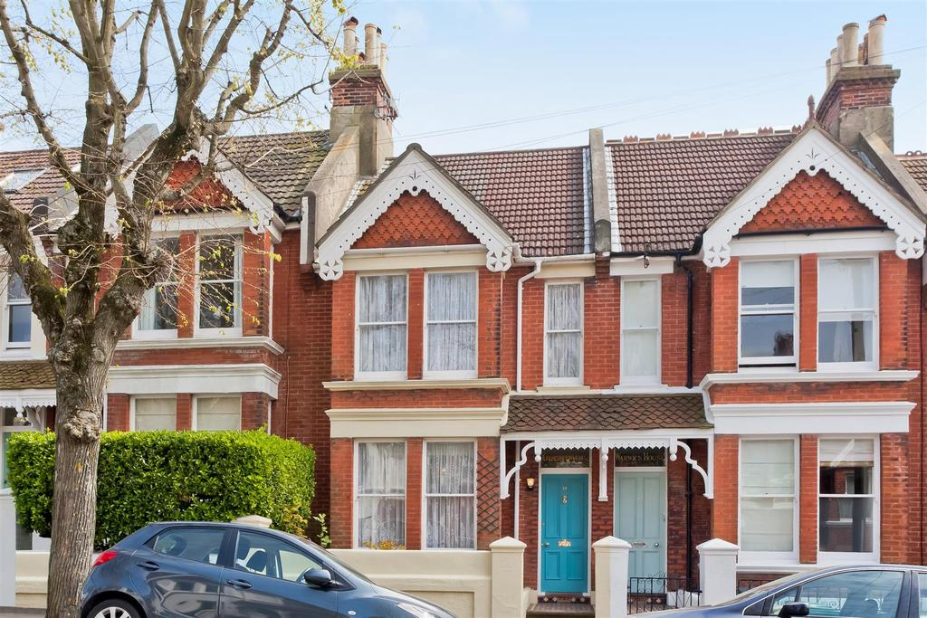 3 Bedrooms Terraced House for sale in Lowther Road, Fiveways, Brighton