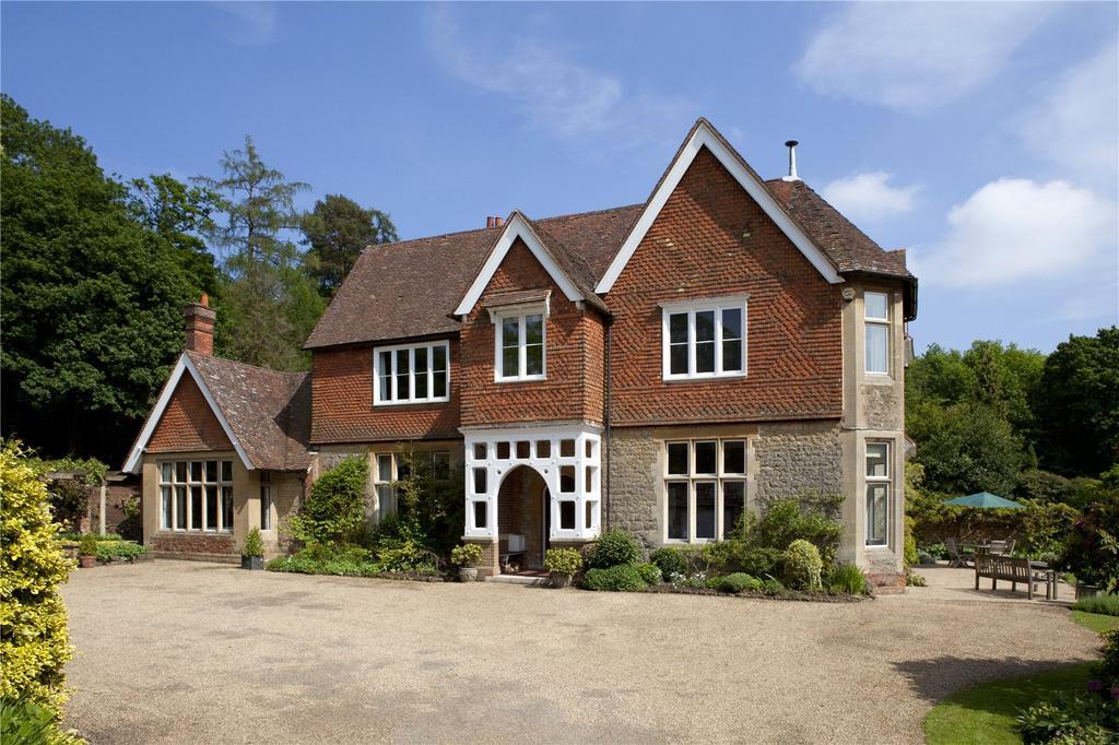 5 Bedrooms Semi Detached House for sale in Stone Street, Seal, Sevenoaks, Kent, TN15