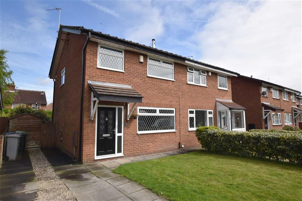 3 Bedrooms Semi Detached House for sale in Threshfield Drive, Timperley, Cheshire, WA15