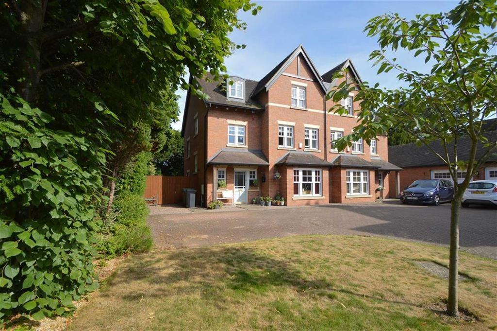 4 Bedrooms Town House for sale in Oakley Manor Garden, Belle Vue, Shrewsbury