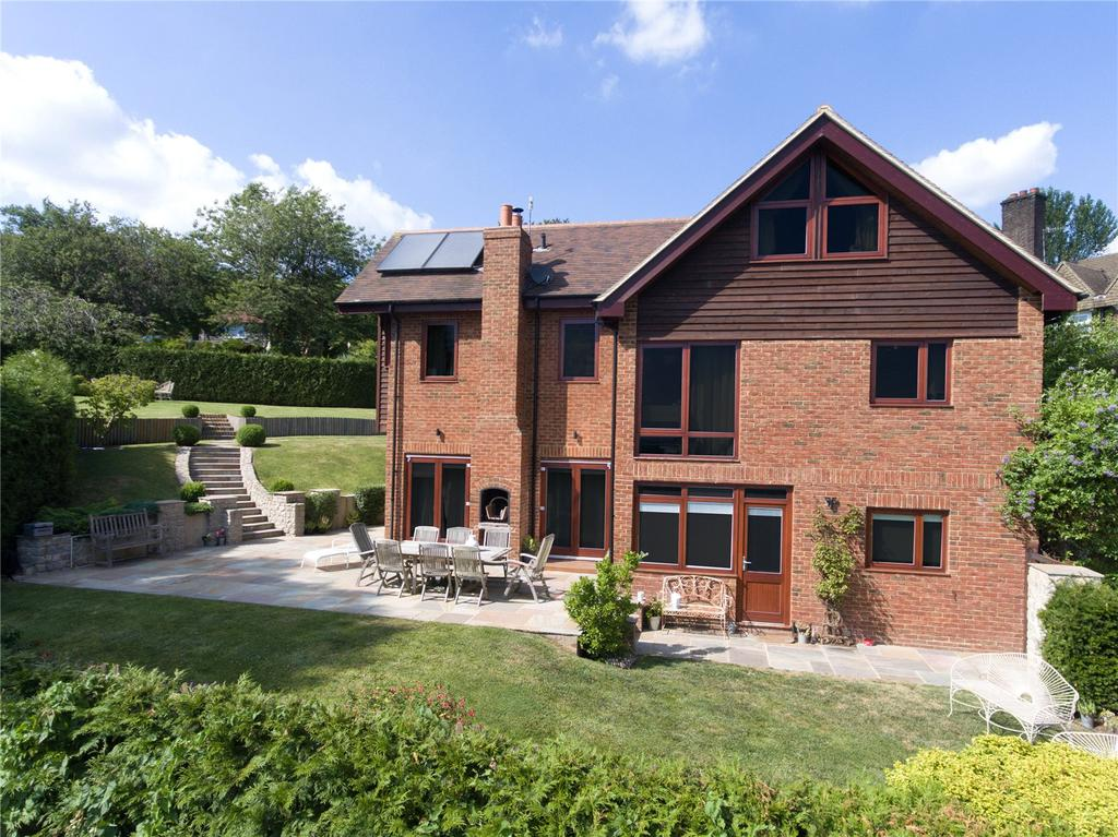 4 Bedrooms Detached House for sale in Froghole Lane, Crockham Hill, Kent, TN8