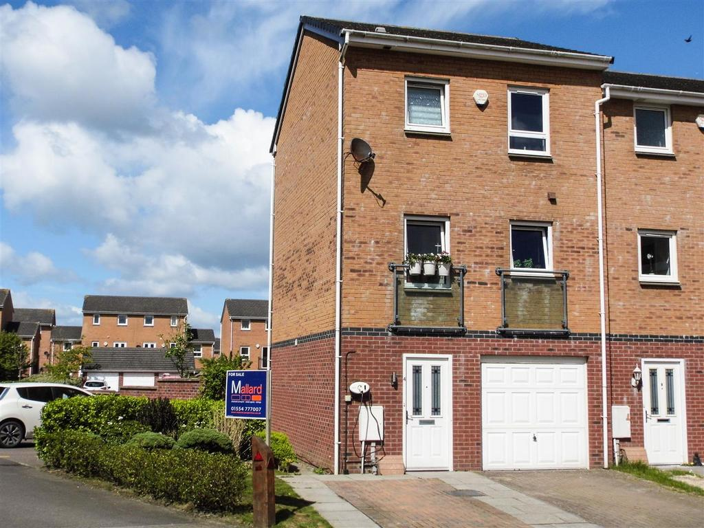 3 Bedrooms House for sale in Pentre Doc Y Gogledd, Llanelli