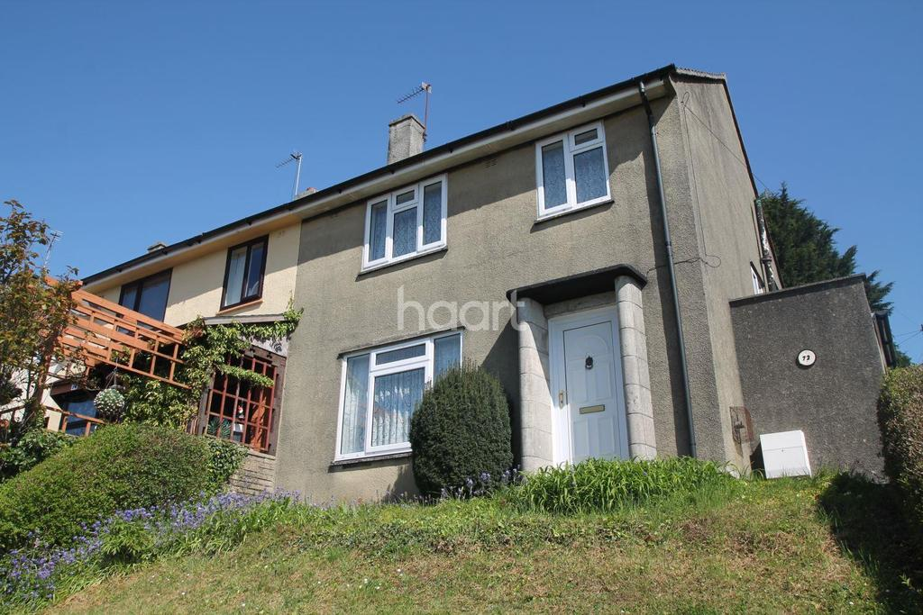 3 Bedrooms End Of Terrace House for sale in Taunton Avenue, Whitleigh