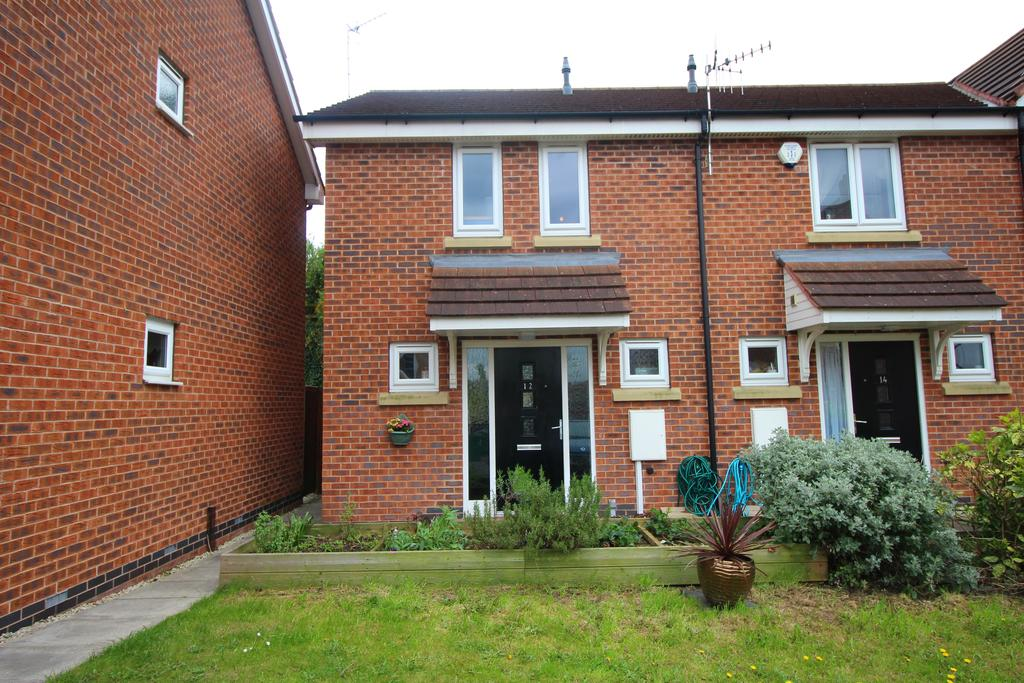 3 Bedrooms End Of Terrace House for sale in Langdon Close, Sherwood, Nottingham NG5