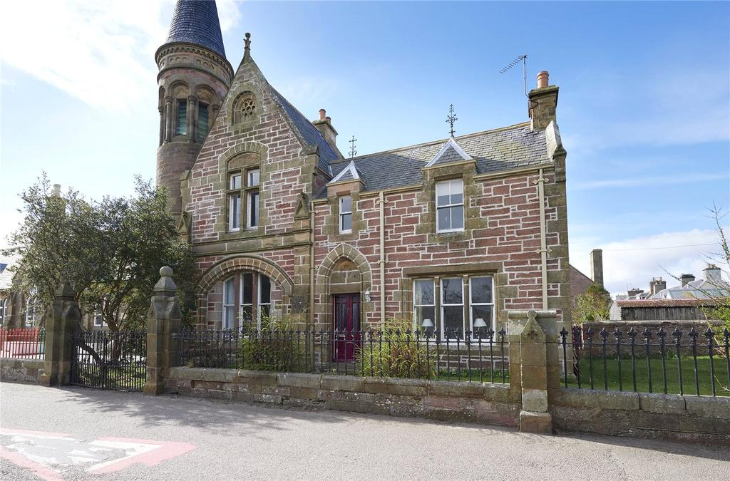 4 Bedrooms Semi Detached House for sale in The Old Schoolhouse, Braehead, Cromarty, IV11