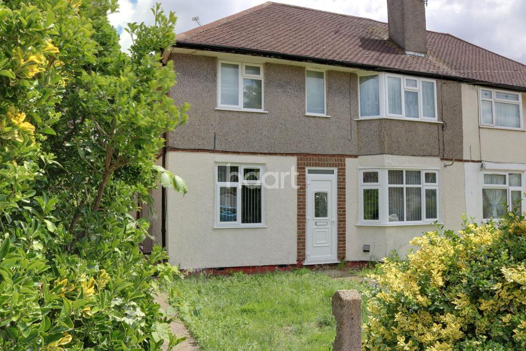 2 Bedrooms Maisonette Flat for sale in Pinewood Avenue, Hillingdon