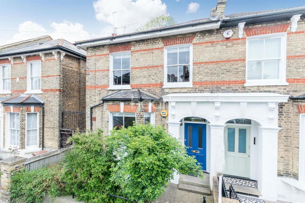 1 Bedroom Flat for sale in Derwent Grove, East Dulwich, London, SE22