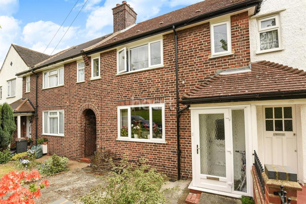 3 Bedrooms Terraced House for sale in Moore Road, Upper Norwood