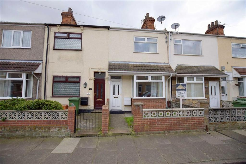 3 Bedrooms Terraced House for sale in Barcroft Street, Cleethorpes, North East Lincolnshire