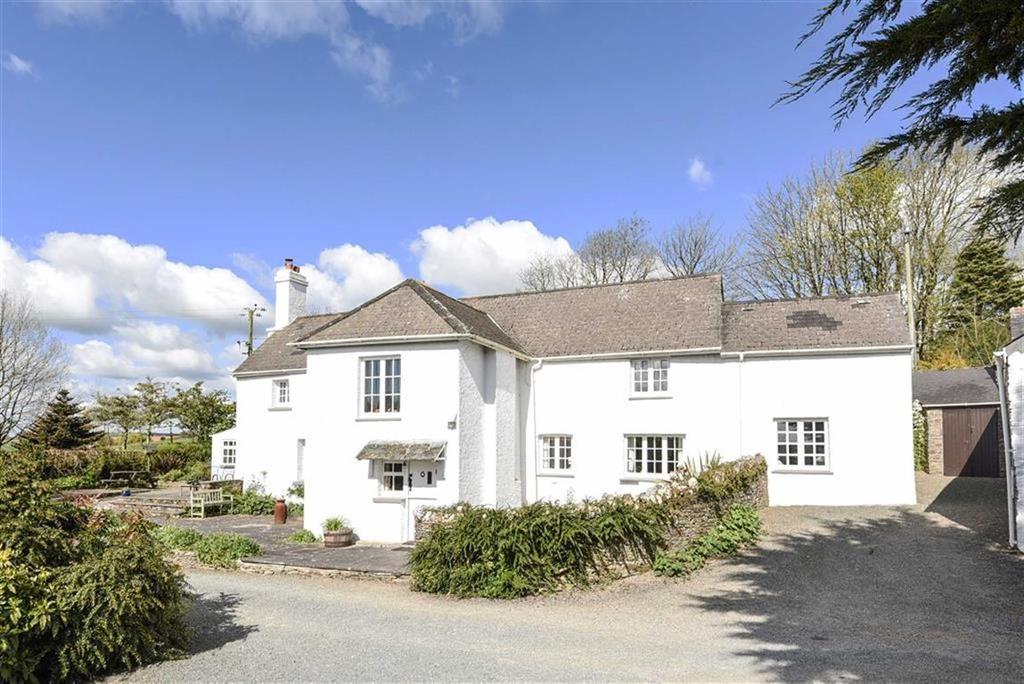 3 Bedrooms Detached House for sale in Duloe, Liskeard, Cornwall, PL14