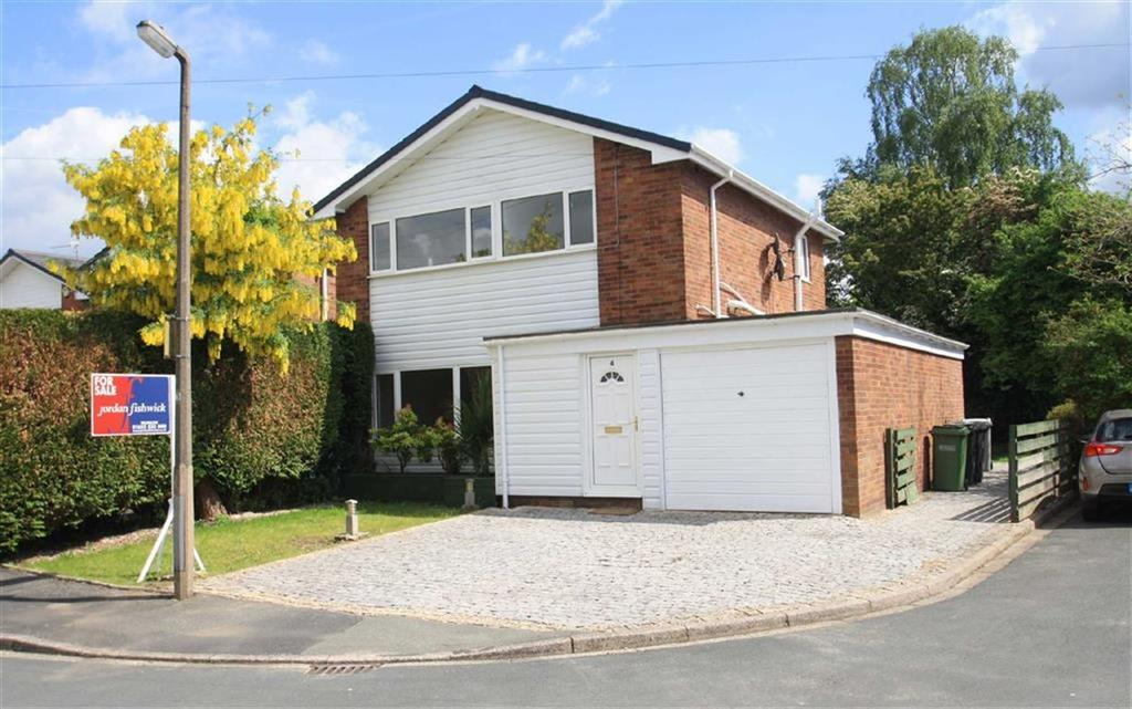 4 Bedrooms Detached House for sale in Lyndhurst Close, Wilmslow
