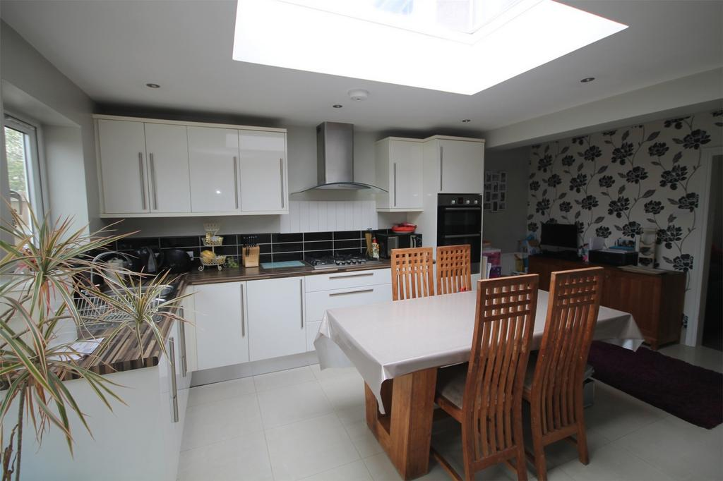 2 Bedrooms Terraced House for sale in Ellington Road, Feltham, Middlesex
