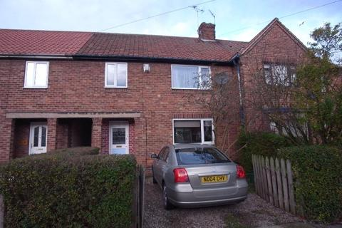 3 bedroom terraced house to rent - ST STEPHENS ROAD, ACOMB, YORK YO24 3EQ