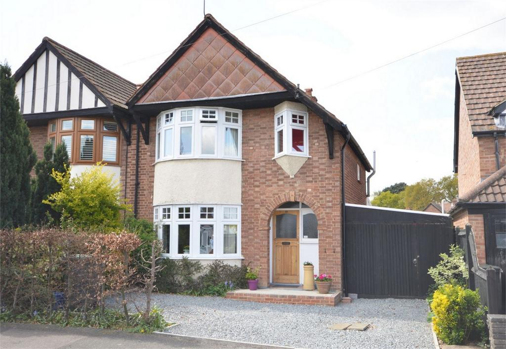 3 Bedrooms Semi Detached House for sale in 10 St Albans Road, Coopersale, Essex