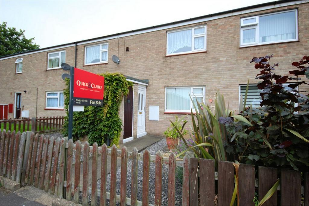 2 Bedrooms Terraced House for sale in Brantingham Walk, Hull, East Riding of Yorkshire