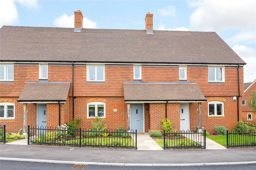 3 Bedrooms Terraced House for sale in Morleys Green, Ampfield, Romsey, Hampshire, SO51