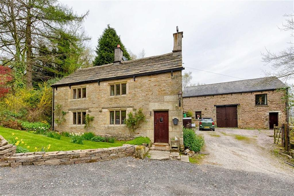 4 Bedrooms Detached House for sale in Off Turnlee Road, Glossop